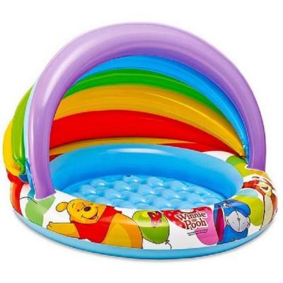 Надувной детский бассейн Intex 57424 (102 см х 69 см )