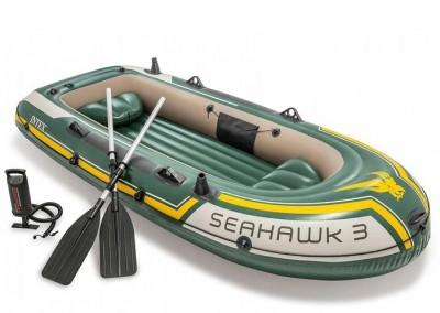 Надувная лодка Intex 68380 (295 см х 137 см х 43 см)