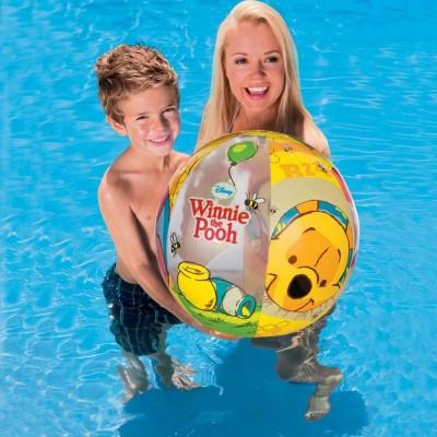 Надувной мяч Intex 58056 (диаметр 61 см)