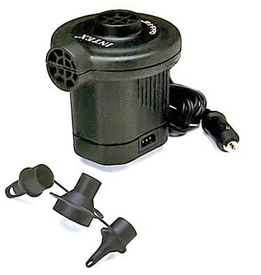 Мощный электрический Intex 66626 насос 12 В