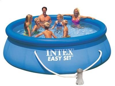 Надувной бассейн Intex Easy Set Pool 56422, 366 см х 76 см + насос-фильтр