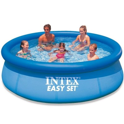 Надувной бассейн Intex Easy Set Pool 56930, 396 см х 84 см