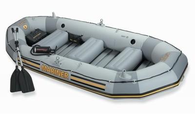 Надувная лодка INTEX 68376 (328 см х 128 см х 48см)