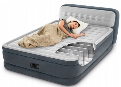 Велюровая кровать Ultra Plush Headboard Deluxe – комфорт превыше всего