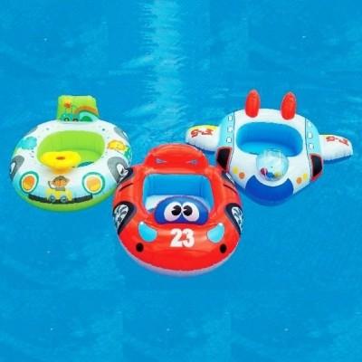 Детский надувной плотик-круг Intex 59586