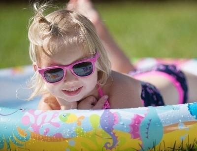 Детские надувные бассейны Intex – веселый летний отдых для всей семьи
