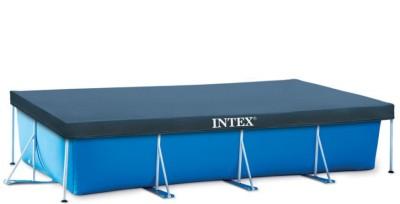 Тент Intex 28038 для каркасного бассейна (300 см х 200 см)