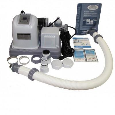 Хлорогенератор соленой воды intex 28668