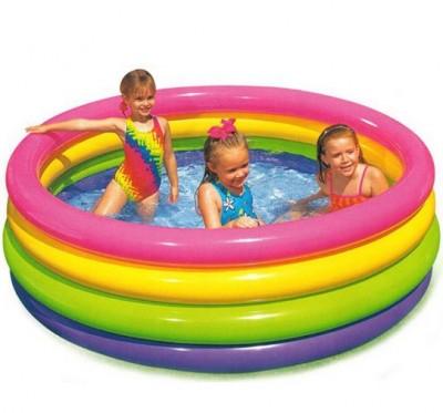Надувной бассейн Intex 56441 (168см х 46см)