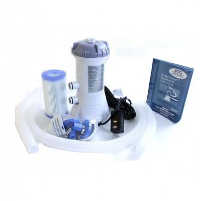 Фильтр-насос Intex 28638 Deluxe для бассейнов - 3795 л/ч