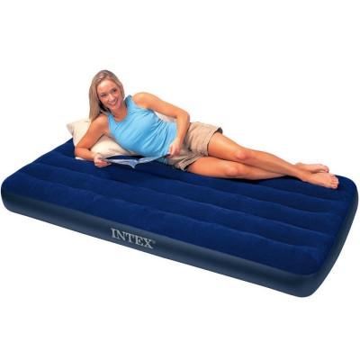 Односпальный надувной матрас Intex 68950 (76см х 191см х 25см)
