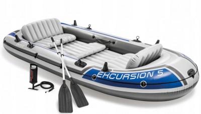 Надувная лодка  Intex 68325 (366 см х 168 см х 43 см)