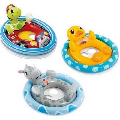 Детский надувной круг-плотик Intex 59570