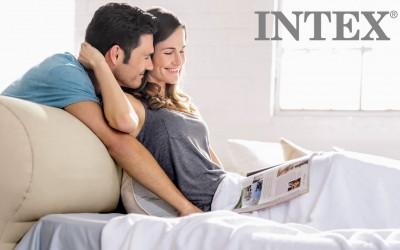 Надувные матрасы для сна и отдыха Intex премиум-класса – коллекция года для ценителей качества
