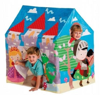 Детский игрушечный домик-палатка Intex 45642 (95 см х 75 см х 107 см)