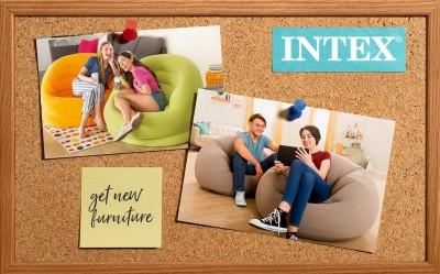Надувные кресла и диваны Intex – «палочка-выручалочка» для веселой компании