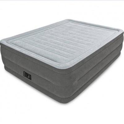 Двухспальная надувная кровать Intex 64418 (152 см х 203 см х 56 см)