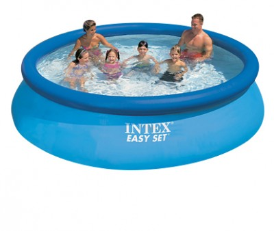 Надувной бассейн Easy Set Pool Intex 56420, 366 см х 76 см