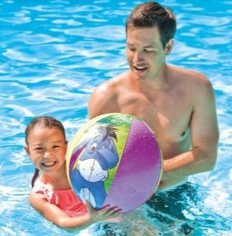 Надувной мяч Intex 58025 (диаметр 51 см)