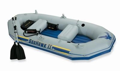 Надувная лодка Intex 68377 (297 см х 127 см х 46 см)