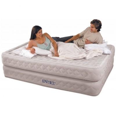 Двухспальная надувная кровать Intex Supreme - 66962 (152см х 203см х 51см)