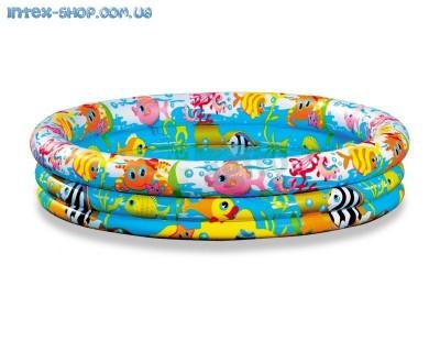 Детский надувной бассейн Intex 59431 (132 см х 28 см)
