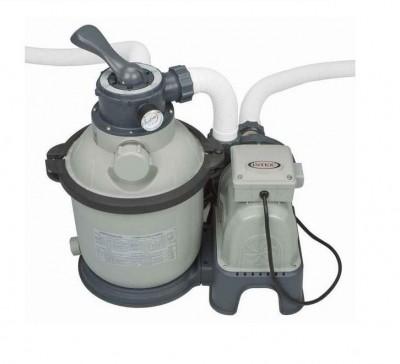 Песочный фильтр-насос Intex Crystal 28644 для бассейнов