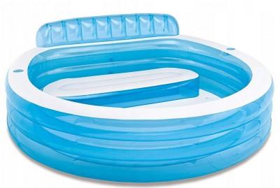 Новинка! Надувной бассейн Intex 57190 – море удовольствия для всей семьи