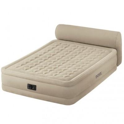 Двухспальная надувная кровать Queen Intex 64460 (152 cм х 229 см х 80 см)