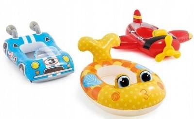 Детский надувной плотик-круг Intex 59380