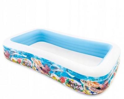Детский надувной бассейн Intex 58485 (305 см х 183 см х 56 см)