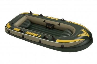 Надувная лодка Intex 68349 (287 см х 119 см х 42 см)
