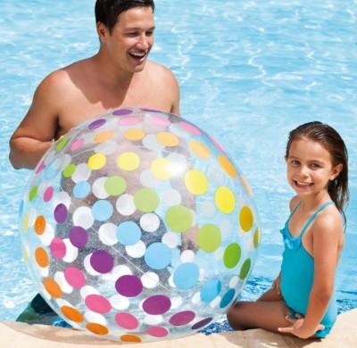 Надувной мяч Intex 59065 (диаметр 107 см)