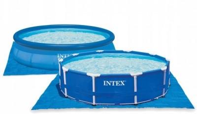 Подстилка Intex 58932 под бассейн (472 см х 472 см)