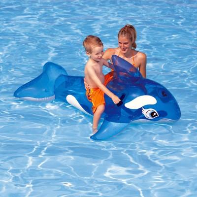 Надувная игрушка для плаванья Intex 58523 (164см х 77 см)