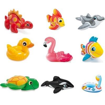 Новинка – яркие красочные надувные игрушки Intex 58590