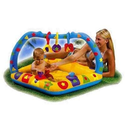 Детский надувной бассейн Intex 57401 (91 см х 91 см х 66 см)