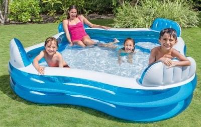 Семейный бассейн Интекс