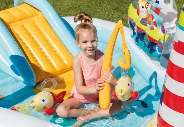 Детский надувной бассейн INTEX 57162
