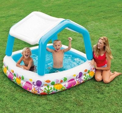 Купить детский надувной бассейн Intex 57470