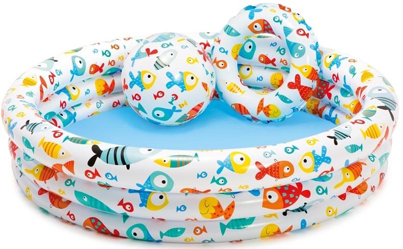 Бассейн для детей Интекс 59469