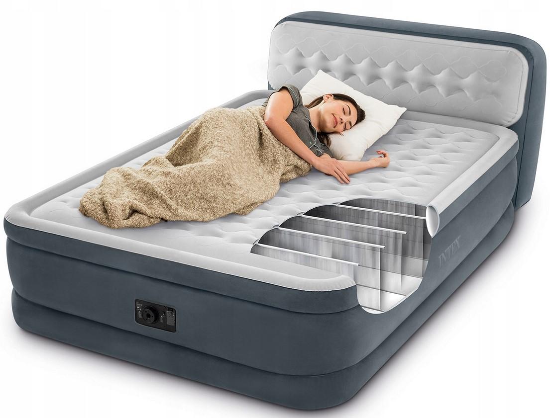 Новинка - надувная кровать Вип-класса