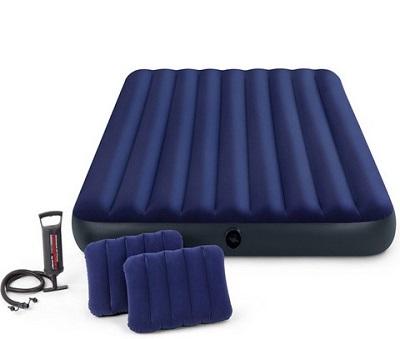 Как выбрать идеальный надувной матрас для пикника
