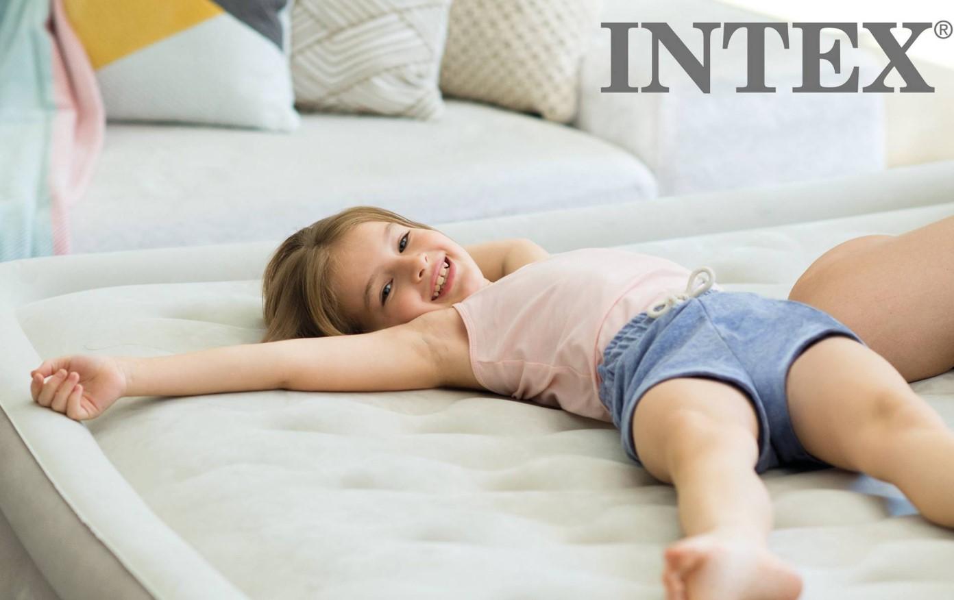 Надувные кровати для семьи