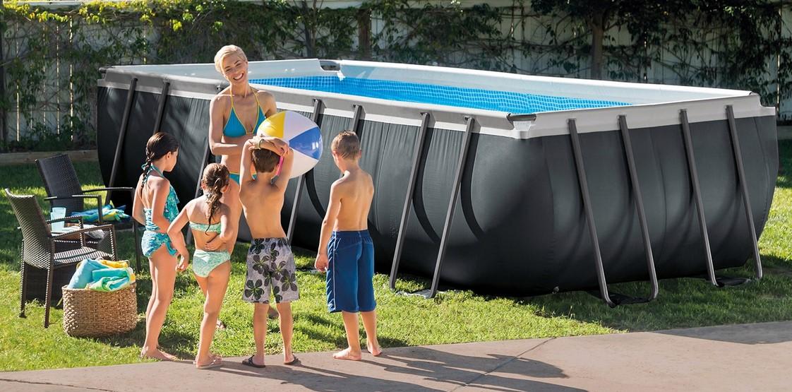 Купить каркасный бассейн